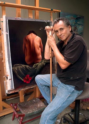 Dario Campanile artist painter