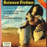 Memories…The Magazine of Fantasy and Science Fiction, February 1978