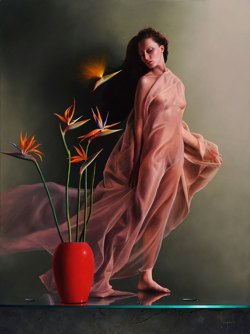 10941 best Colors images on Pinterest | Artists, Etchings ... |Realistic Figurative Painting