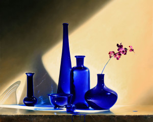 Riflessioni Blu (Blue Reflections)