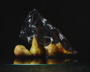 Pears in Plastic