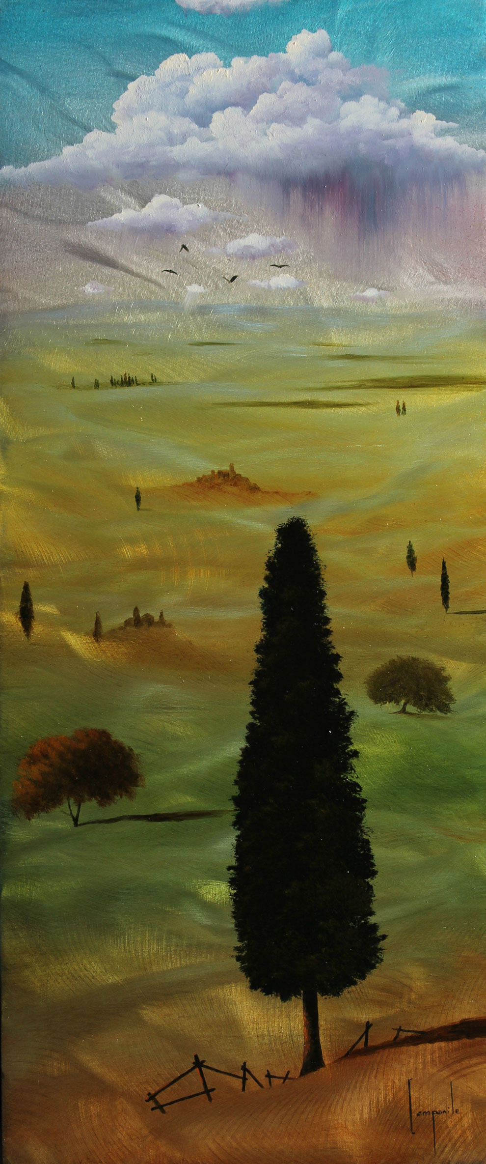 Il Cipresso (The Cypress)