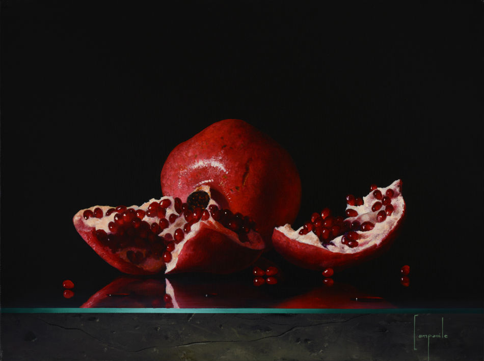 Study of Pomegranate