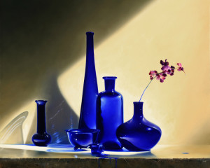 Riflessioni Blu – Limited Edition Giclee Print
